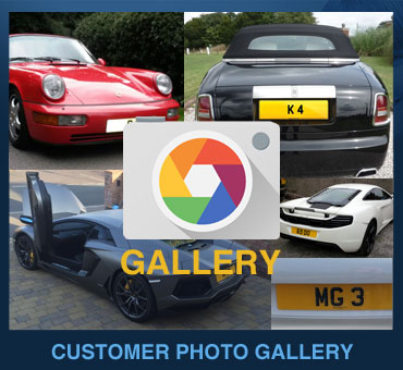 Reg Plates Number Plate Customer Photo Gallery