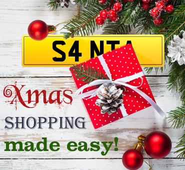Number Plate Christmas Deals & Gift Ideas