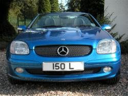 150 L personalised number plates