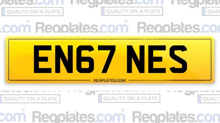 EN67-NES-NUMBER-PLATE