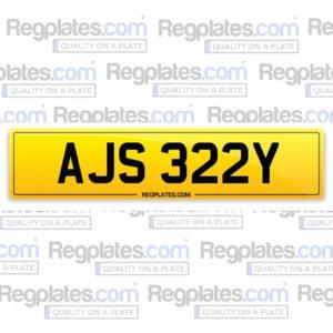 AJS 322Y