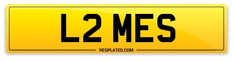 Lime / Lyme Number Plates