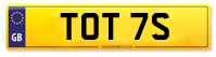 Personalised Number Plates GAV 11W