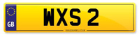 Personalised Number Plate CA53 TTE