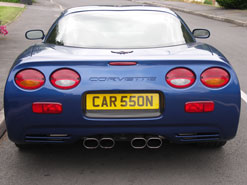 Cherished Number Plates for Casson
