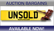 Unsold Auction Bargains