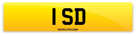 Registration 1 SD