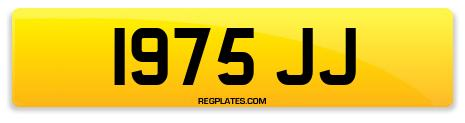 Registration 1975 JJ