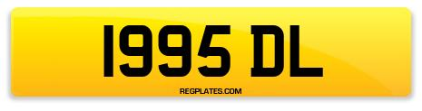 Registration 1995 DL