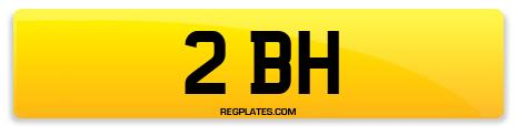 Registration 2 BH