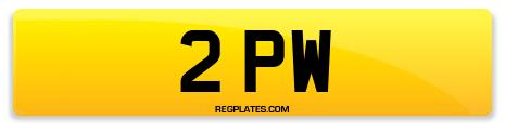Registration 2 PW