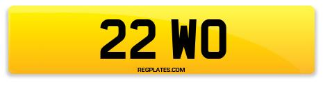 Registration 22 WO