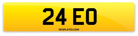 Registration 24 EO
