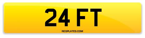 Registration 24 FT