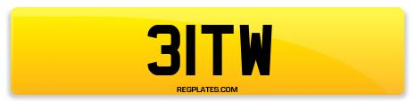 Registration 31TW
