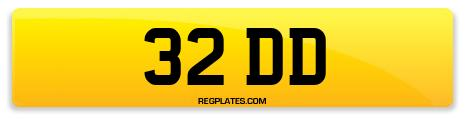 Registration 32 DD