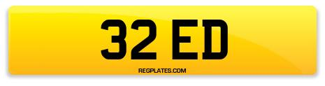 Registration 32 ED