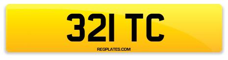 Registration 321 TC