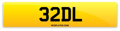 Registration 32DL