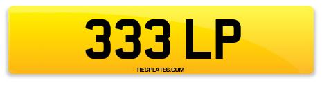Registration 333 LP