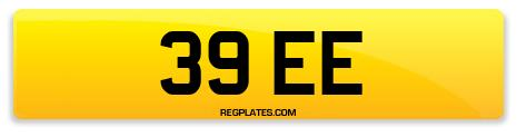 Registration 39 EE