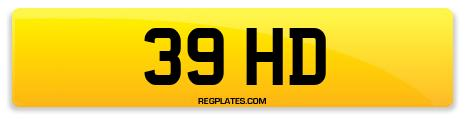 Registration 39 HD