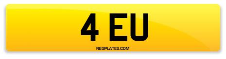Registration 4 EU