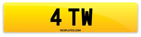Registration 4 TW