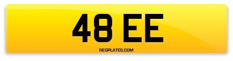 Registration 48 EE