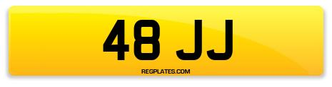 Registration 48 JJ
