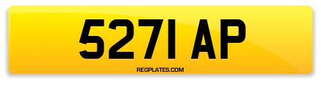 Registration 5271 AP