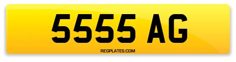 Registration 5555 AG