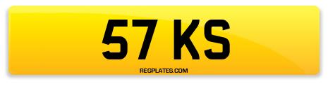 Registration 57 KS