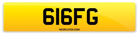Registration 616FG