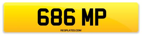 Registration 686 MP