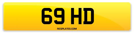 Registration 69 HD
