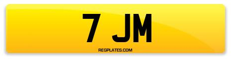 Registration 7 JM