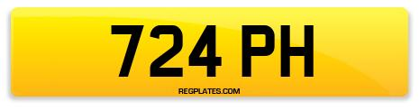 Registration 724 PH