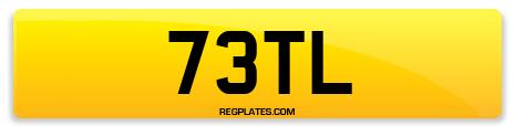 Registration 73TL