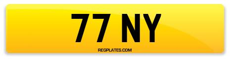 Registration 77 NY