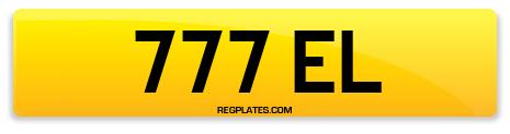 Registration 777 EL