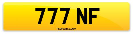 Registration 777 NF
