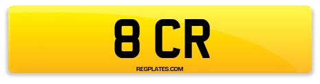 Registration 8 CR