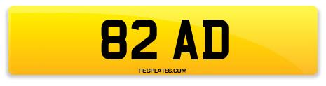 Registration 82 AD