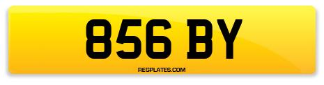Registration 856 BY