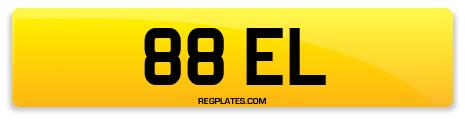 Registration 88 EL