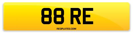 Registration 88 RE