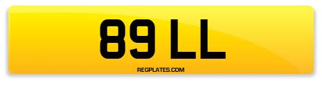 Registration 89 LL