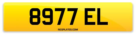Registration 8977 EL