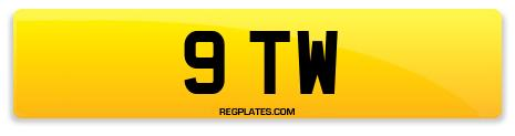 Registration 9 TW